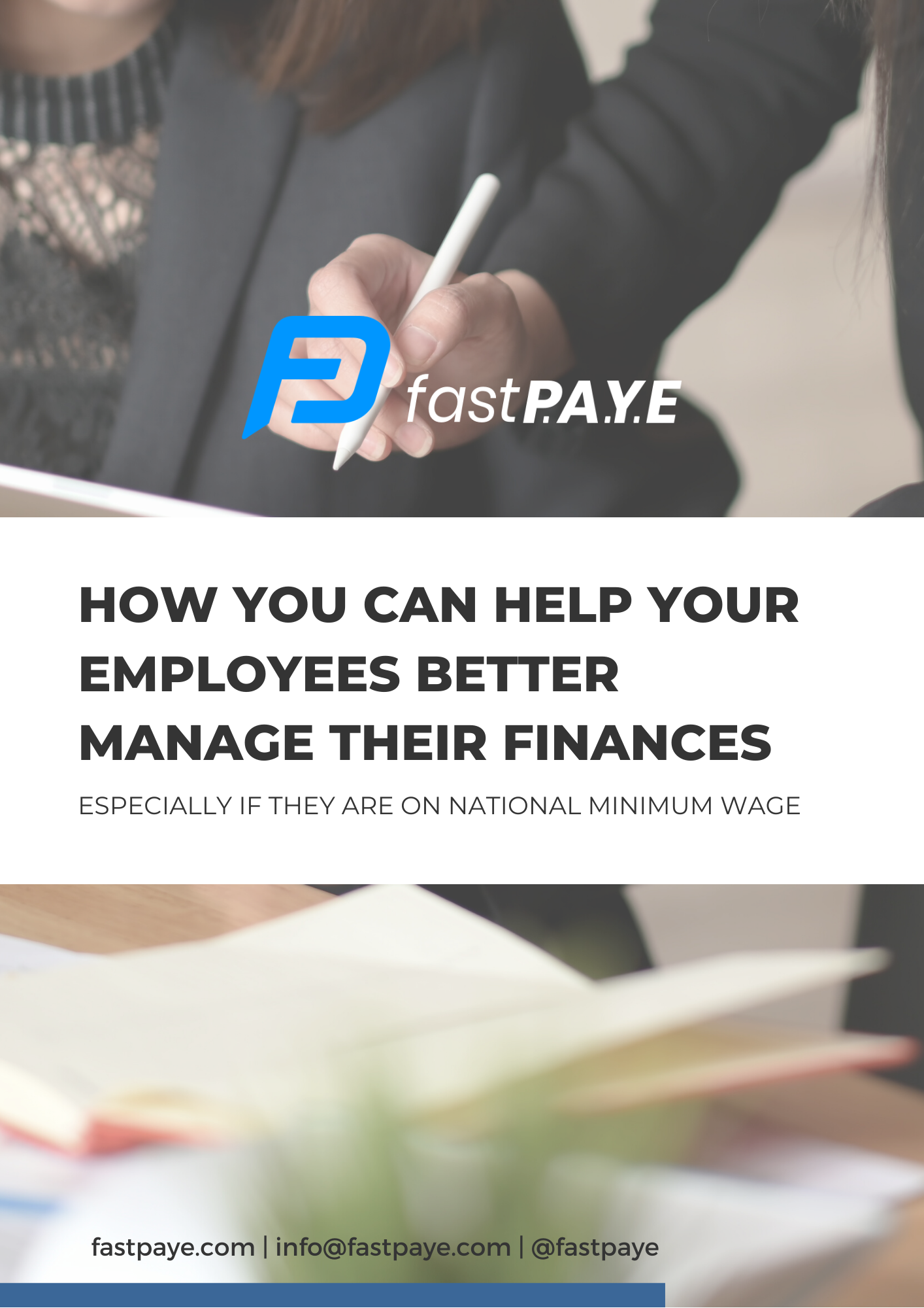 How you can help your employees better manage their finances